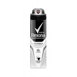REXONA MOTION SENSE MEN DEZODORANT SPRAY INVISIBLE BLACK & WHITE 150ML