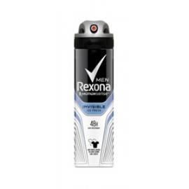 REXONA MOTION SENSE MEN DEZODORANT SPRAY INVISIBLE ICE FRESH 150ML