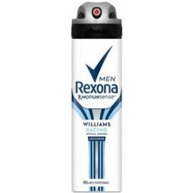 REXONA MOTION SENSE MEN DEZODORANT SPRAY WILLIAMS RACING 150ML