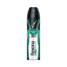 REXONA MEN SENSITIVE DEZODORANT W SPRAYU 150ML