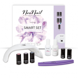 NEONAIL ZESTAW SMART SET FIRST STEP