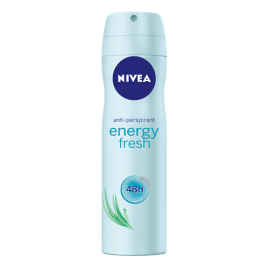 NIVEA WOMEN ENERGY FRESH DEZODORANT SPRAY 150 ML