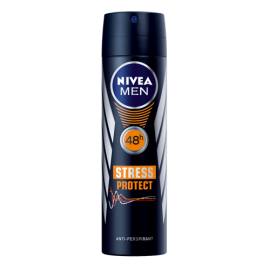 NIVEA MEN STRESS PROTECT ANTYPERSPIRANT W SPRAYU 150 ML