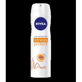 NIVEA WOMEN STRESS PROTECT ANTYPERSPIRANT W SPRAYU 150 ML