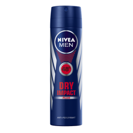 NIVEA MEN DRY IMPACT DEZODORANT W SPRAYU 150 ML