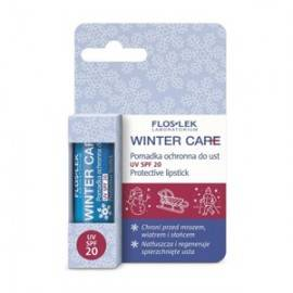 FLOSLEK WINTER CARE POMADKA OCHRONNA DO UST SPF20