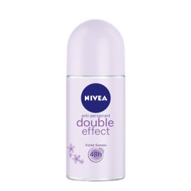 NIVEA WOMEN DOUBLE EFFECT ANTYPERSPIRANT W KULCE 50 ML
