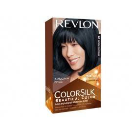 REVLON COLORSILK FARBA DO WŁOSÓW 12 BLUE BLACK