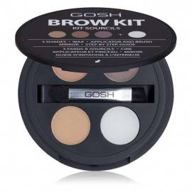 GOSH PALETA DO BRWI BROW KIT 001