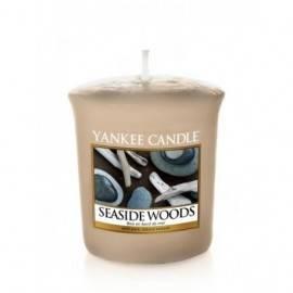 YANKEE CANDLE VOTIVE SEASIDE WOODS 49G
