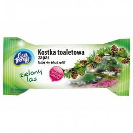 CLEAN THERAPY KOSTKA/WC ZAPAS 50G ZIELONY LAS