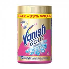 VANISH   ODPL.PR . 625G GOLD PINK