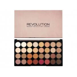 MAKEUP REVOLUTION  PALETA 32 CIENI DO POWIEK FLAWLESS 3 RESURRECTION