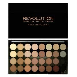 MAKEUP REVOLUTION  PALETA 32 CIENI DO POWIEK BEYOND FLAWLESS