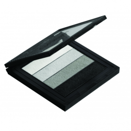 GOSH PALETA CIENI 01 BLACK SMOKEY EYES