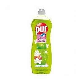 PUR 750ML LITCHI&JASMIN