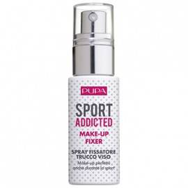 PUPA SPORT ADDICTED MAKE-UP FIXER SPRAY UTRWALAJĄCY MAKIJAŻ 30 ML