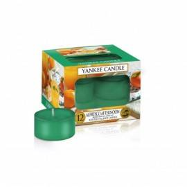 YANKEE CANDLE TEALIGHT A'12 ALFRESCO AFTERNOON