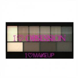 MAKEUP REVOLUTION PALETTE ZESTAW CIENI DO POWIEK OBSESSION BORN TO DIE