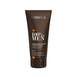 DERMIKA 100% FOR MEN BAL/GOL 100ML KOMFORT