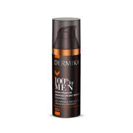 DERMIKA 100% FOR MEN KR/TW 50+ DZIEN/NOC 50ML
