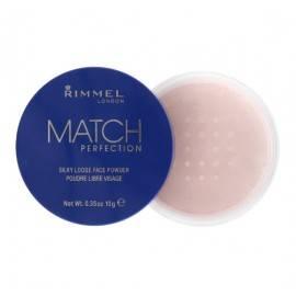 RIMMEL PUDER MATCH PERFECTION 001 TRANSPARENT