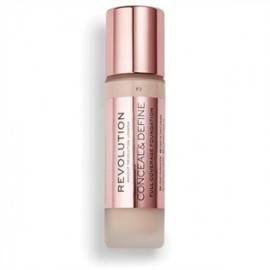 REVOLUTION PODKŁAD CONCEAL AND DEFINE CONCEALER F2