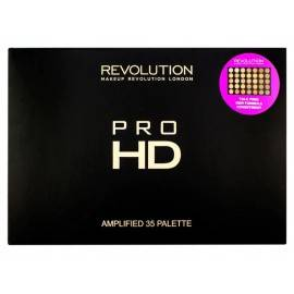 MAKEUP REVOLUTION PALETA 35 CIENI DO POWIEK PRO HD COMMITMENT
