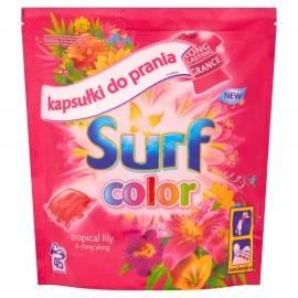 SURF COLOR TROPICAL LILY & YLANG YLANG KAPSUŁKI DO PRANIA 45SZTUK
