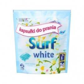 SURF WHITE WHITE ORCHID & JASMINE KAPSUŁKI DO PRANIA 15 SZTUK