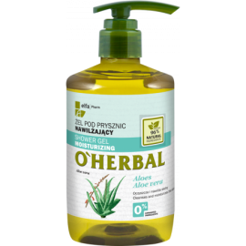 ELFA PHARM O'HERBAL ŻEL/PRYSZNIC 750ML ALOES