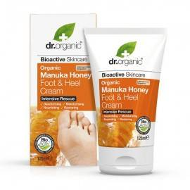 DR ORGANIC MANUKA HONEY KREM DO STÓP 125ML