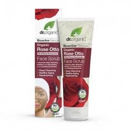 DR ORGANIC ROSE OTTO PEELING DO TWARZY 125ML
