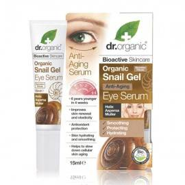 DR ORGANIC SNAIL GEL SERUM POD OCZY 15ML