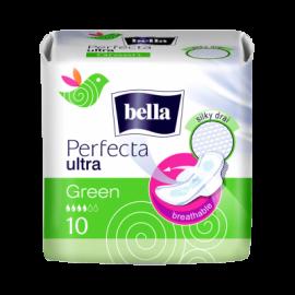 BELLA PERFECTA ULTRA GREEN PODPASKI 10SZTUK