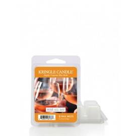 KRINGLE CANDLE WOSK ZAPACHOWY ROSE ALL DAY 64G