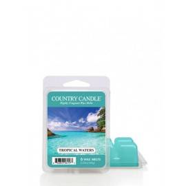KRINGLE CANDLE WOSK ZAPACHOWY TROPICAL WATERS 64 G
