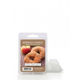 KRINGLE CANDLE WOSK ZAPACHOWY APPLE CIDER DONUT 64G