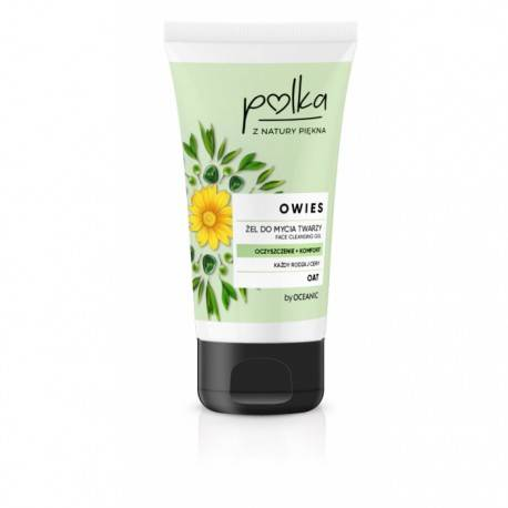 POLKA ŻEL DO TWARZY OWIES 150ML