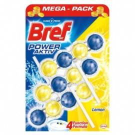 BREF POWER AKTIV 3x50G LEMON