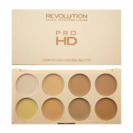 MAKEUP REVOLUTION PALETKA CAMOUFLAGE ULTRA PRO HD  LIGHT