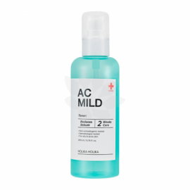 HOLIKA AC & MILD CLEAR TONER 200ML