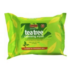 BEAUTY FORMULAS CHUSTECZKI DO TWARZY TEA TREE 30SZT