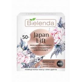 BIELENDA JAPAN LIFT 50+ KREM KONCENTRAT UJEDRNIAJACY NA NOC 50ML