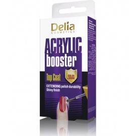 DELIA LAKIER TOP COAT D/PAZN ACRYLIC BOOSTER 11ML
