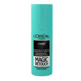 LOREAL MAGIC RETOUCH SPR/ODROST 75ML CZERŃ