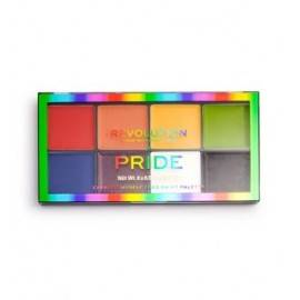 MAKEUP REVOLUTION X PRIDE EXPRESS MYSELF PALETA DO MAKIJAŻU TWARZY