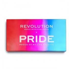 REVOLUTION PALETA X PRIDE PROUD OF MY LIFE