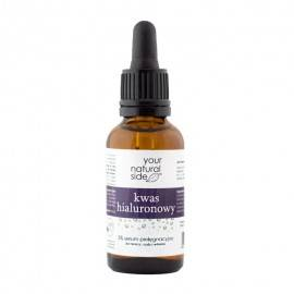 YOUR NATURAL SIDE SERUM KWAS HIALURONOWY 3% 30ML