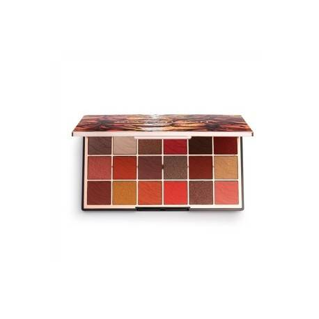 REVOLUTION CIEŃ PALETA WILD ANIMAL FIERCE PALETTE